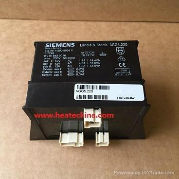 西門子AGG5.220電源變壓器 4