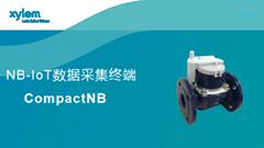 WPD水平螺翼可拆式水表(DN40-300)及CompactNB