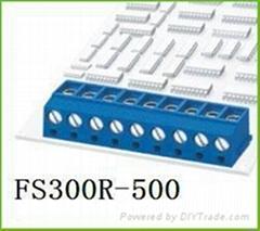 通用接线柱 端子台KF300