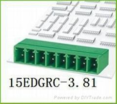 PCB插拔式接线端子 WJ15EDGK LZ15EDGK