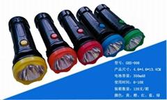 逐光ZG-007 新款迷你型塑料手電筒