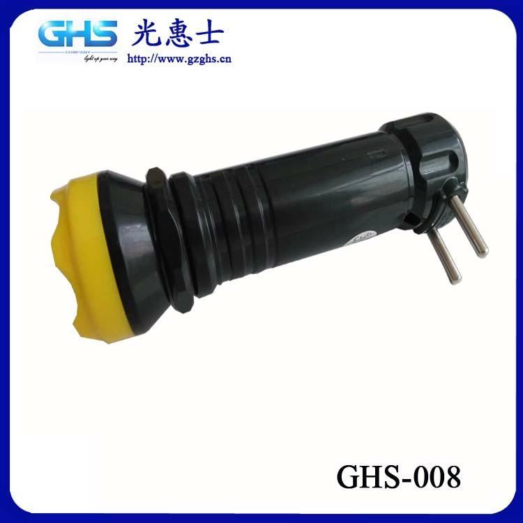 逐光ZG-007 新款迷你型塑料手電筒  2