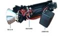 逐光ZG-007 新款迷你型塑料手電筒  3