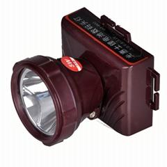 大功率LED防水割膠頭燈