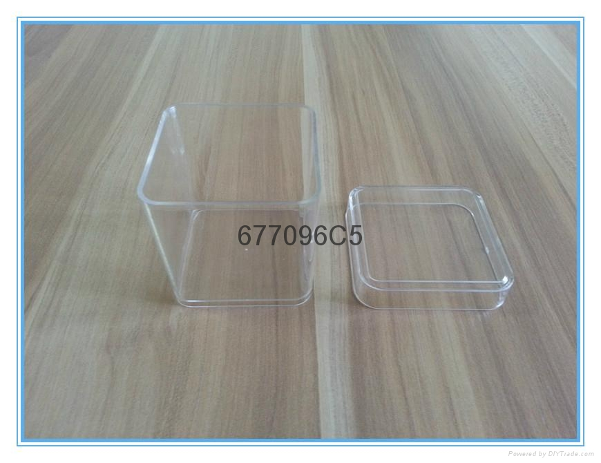 供应透明方形手表包装盒小音箱盒 5