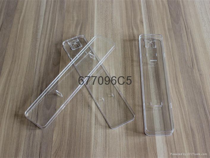 供应透明长形手表包装盒 2