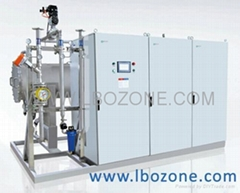 ozone generator in water treatment