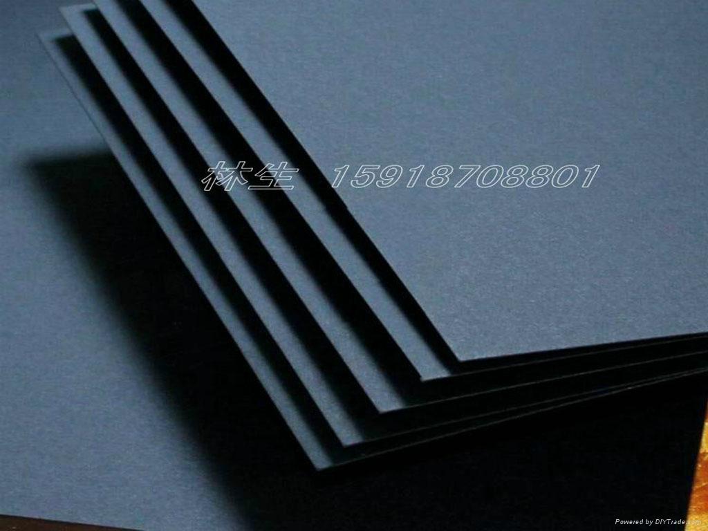 红色黑卡纸 1