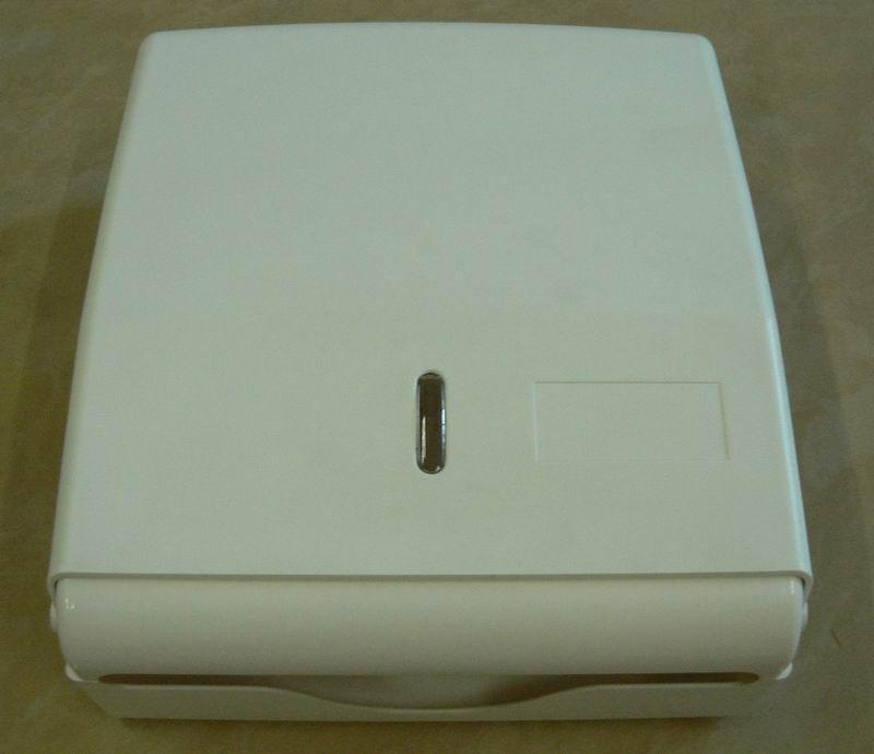 C & M Fold Hand Towel Dispenser 5
