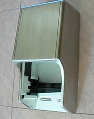S/S Twin Roll Toilet Tissue Dispenser J-402RS