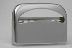 1/2 Metal Toilet Seat Cover Dispenser