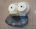 Twin Jumbo Roll Tissue Dispenser