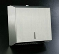 Stainless C&M Fold  Towel Dispenser