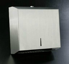 Stainless C&M Fold  Towel Dispenser