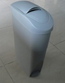 Sanitary Trash Bin WCS-370 3