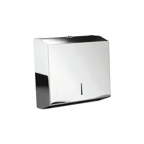 Stainless C&M Fold  Towel Dispenser 2