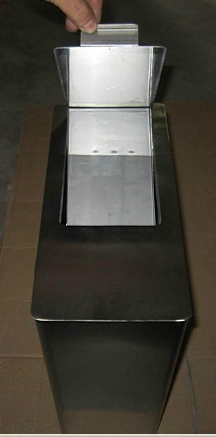 S/S  Sanitary Trash Bin J-350 3