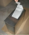 S/S  Sanitary Trash Bin J-350