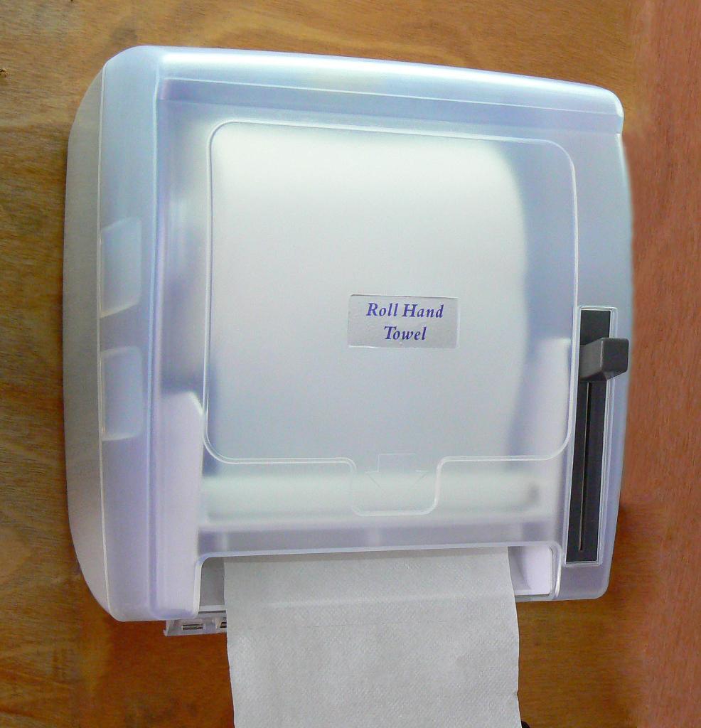 Lever Roll Hand Towel Dispenser China Manufacturer