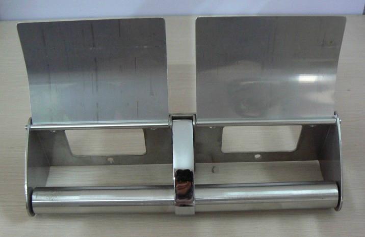 Double Roll Toilet Tissue Dispenser