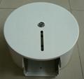 White Mini Jumbo Tissue Dispenser