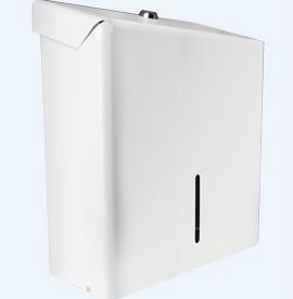 White Hand Towel Dispenser 2