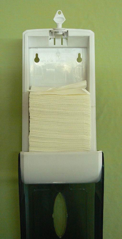 中间折叠双包餐巾纸架 2
