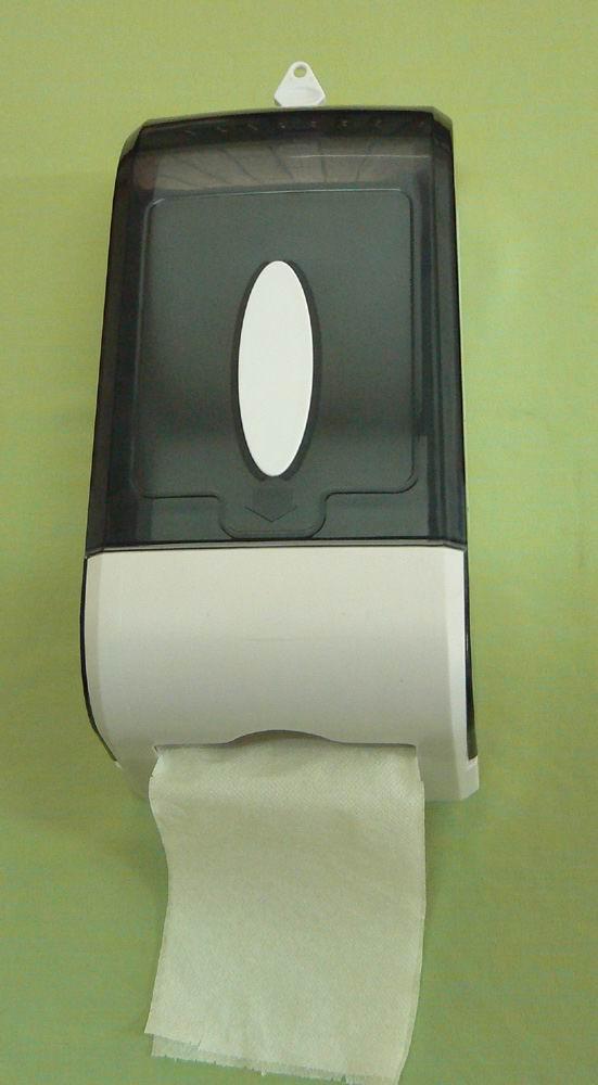 Twin Roll Toilet Tissue Dispenser SHA-402R 3