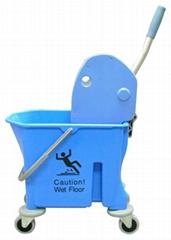 Cleaning Trolley Mop Bucket