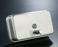 Stainless Steel Soap Dispenser 2