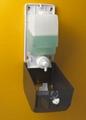 ABS Plastic Manual Soap Dispenser Black Foam Soap Dispenser 2