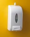 ABS Plastic Manual Soap Dispenser Black Foam Soap Dispenser 4