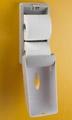 Twin Roll Toilet Tissue Dispenser SHA-402R 2