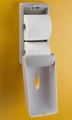 Twin Roll Toilet Tissue Dispenser SHA-402R