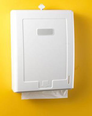 M-Fold Hand Towel Dispenser