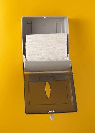 V Fold 擦手纸架 4