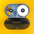 Twin Jumbo Roll Tissue Dispenser SHA-396 3