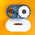 Twin Jumbo Roll Tissue Dispenser SHA-396 5