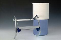 Stainless Steel Industrial  Roll Tissue Dispenser