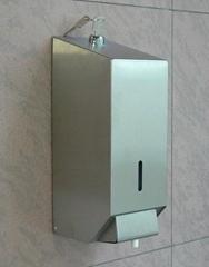 不鏽鋼泡沫皂液器WCS-066