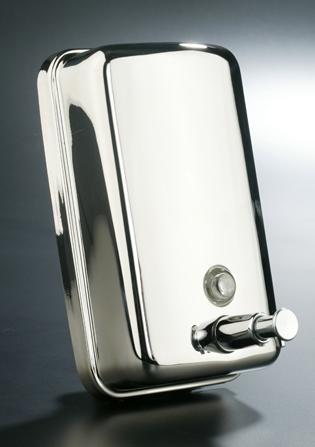 不锈钢皂液器 3