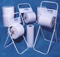 Stainless Industrial  Roll Tissue Dispenser