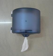 中间抽纸巾架