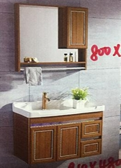 Aluminum Bathroom Cabinet