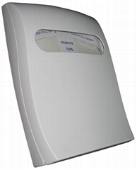 1/4 Plastic Toilet Seat Cover Dispenser