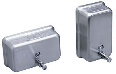 不锈钢皂液器 4