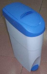 Sanitary Trash Bin WCS-370 1