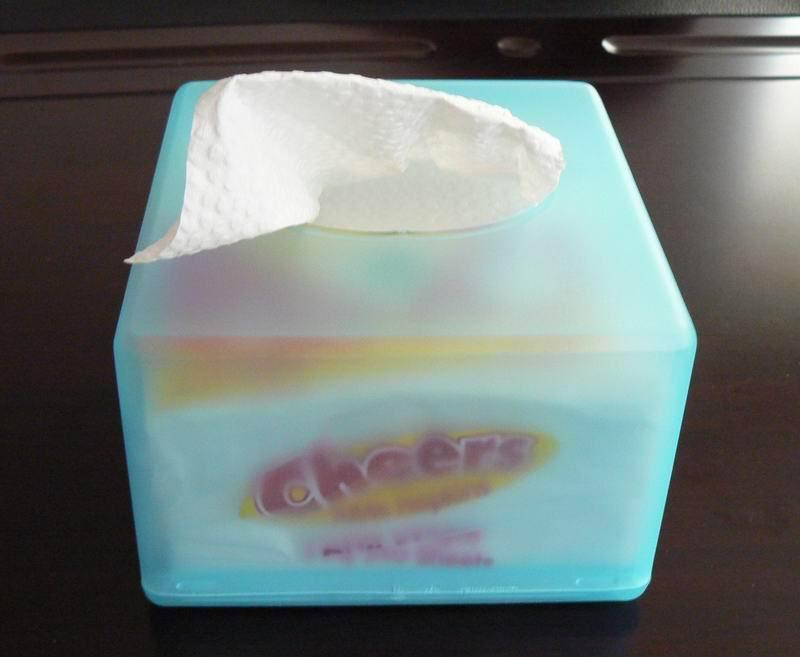 WCS-4002 Table Napkin Tissue Dispenser