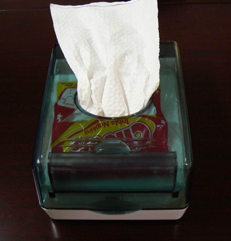 Table Napkin Tissue Dispenser 3