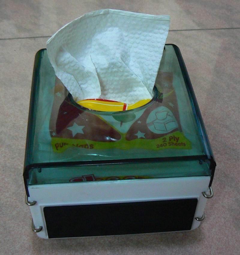 Table Napkin Tissue Dispenser 4